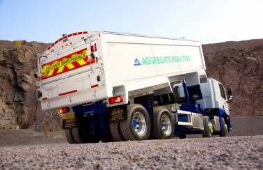Haulier supply chain to achieve FORS Bronze accreditation
