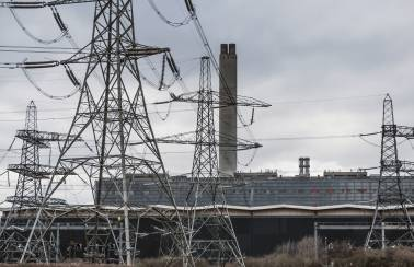 West Burton Power Station, Retford