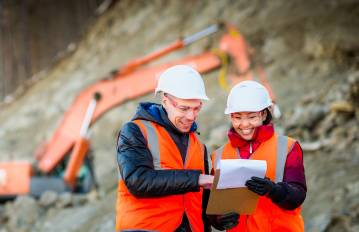 Aggregate Industries says it's time to dig deep for gender equality as UK marks female vote milestone