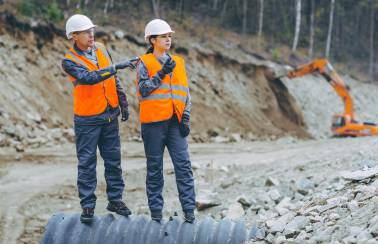 Aggregate Industries supports UK's first 'female friendly' job site
