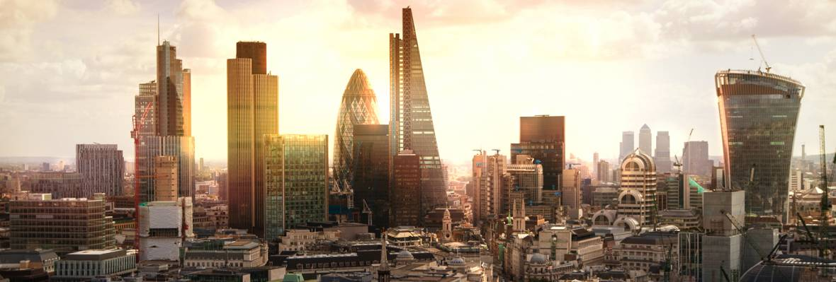 London iconic buildings built using Lytag