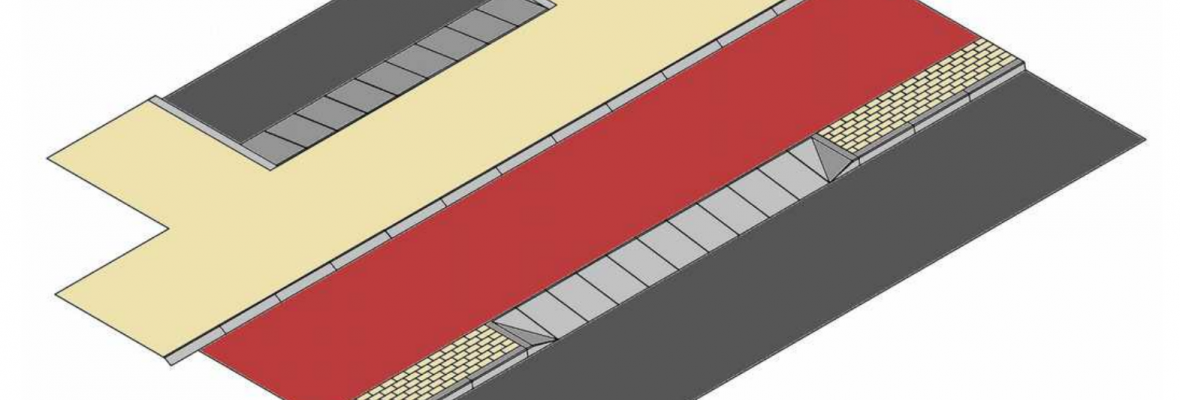 Dutch Entrance Kerb schematic