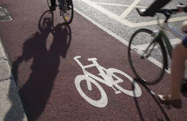 better colour demarcation cycling