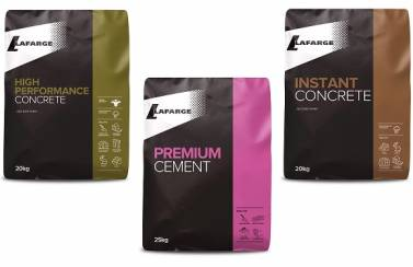 lafarge cement new products