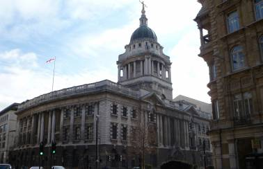 old bailey banner