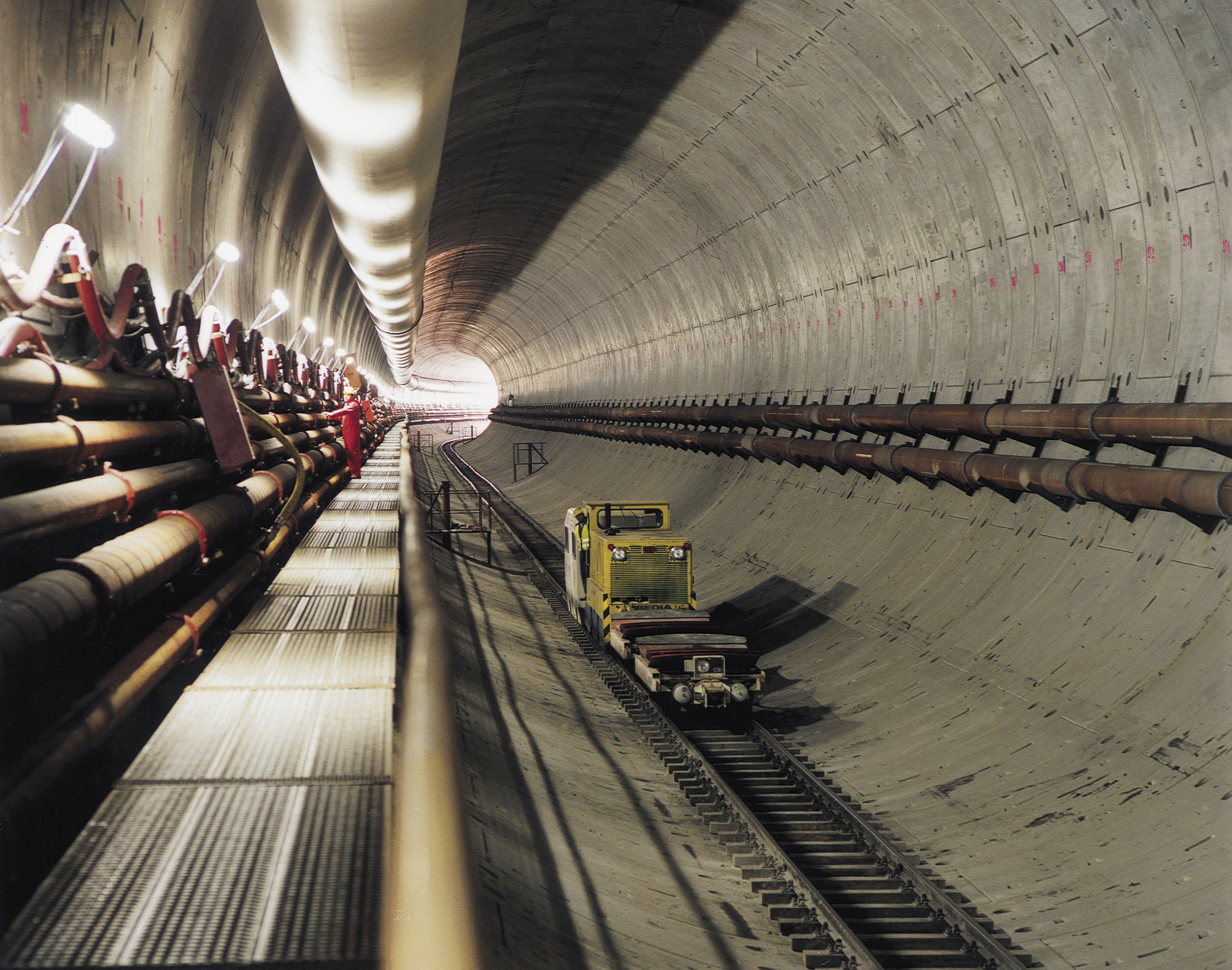 The Channel Tunnel Aggregate Industries