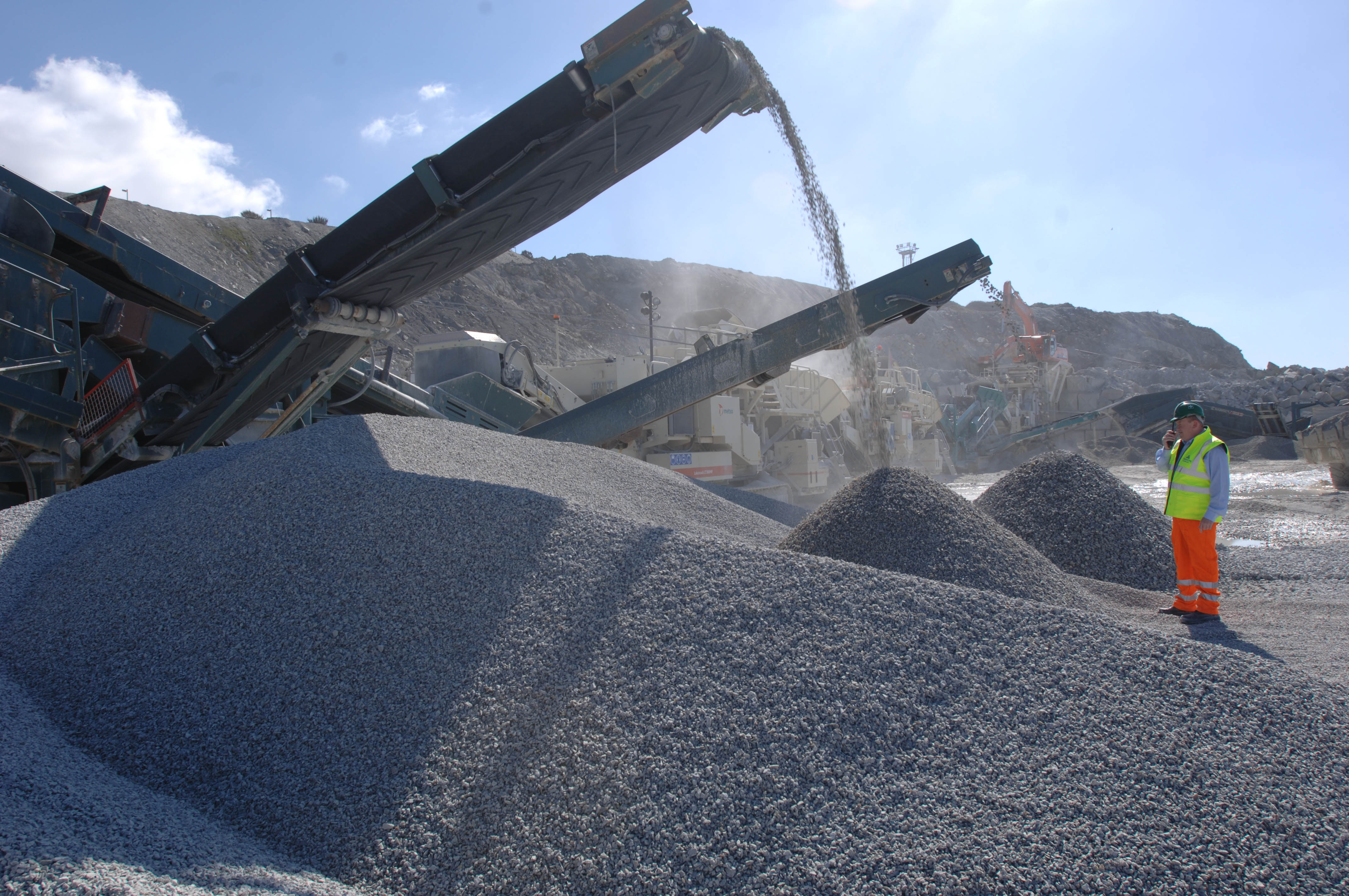 Construction Aggregates Aggregate Industries